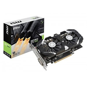 MSI MS-GTX 1050 2GT OCV1 GeForce GTX 1050 2GB GDDR5 - Graphics Card