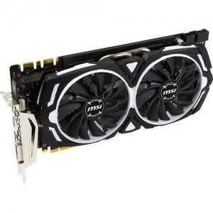 MSI MS-GTX 1070 TI ARMOR 8G GeForce GTX 1070 Ti ARMOR 8G Graphics Card
