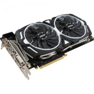 MSI MS-GTX 1080 ARMOR 8G OC GeForce GTX 1080 ARMOR 8G OC Graphics Card