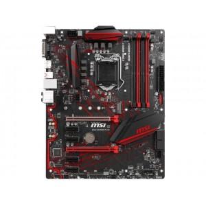 MSI MS-B360 GAMING PLUS LGA 1151 (300 Series) Intel B360 SATA 6Gb/s USB 3.1 ATX Intel Motherboard