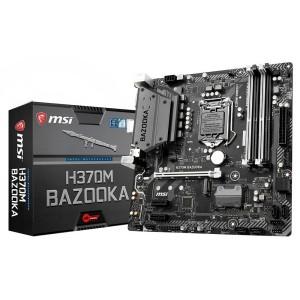 MSI MS-H370M BAZOOKA Socket LGA 1151 Micro ATX Motherboard