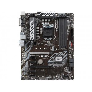 MSI MS-B360-A PRO LGA 1151 (300 Series) Intel B360 SATA 6Gb/s ATX Intel Motherboard