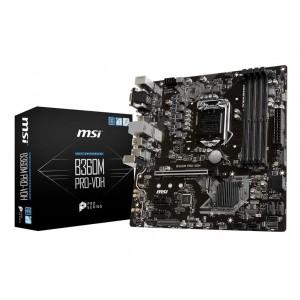 MSI MS-B360M PRO-VDH B360 LGA 1151 DDR4 Onboard Graphics Micro ATX Motherboard