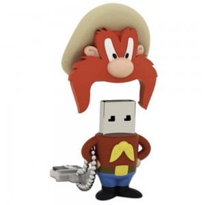 Emtec ECMMD8GL106 Looney Tunes Yosemite Sam - USB Flash Drive - 8 GB