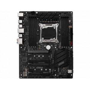 MSI MS-X299-RAIDER LGA 2066 Intel X299 SATA 6Gb/s USB 3.1 ATX Intel Motherboard