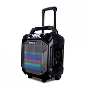 Sinotec BTS-512 Portable Trolley Speaker
