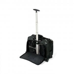 Kensington 62348 Contour 17'' Laptop Roller- Black