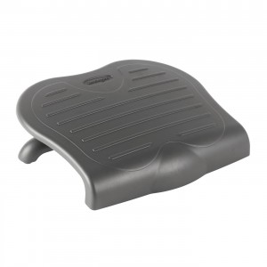 Kensington 56152 SoleSaver - Adjustable Ergonomic Foot Rest - Black