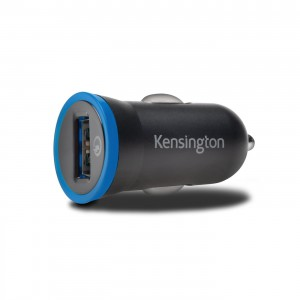 Kensington K38227WW PowerBolt 2.4 Car Charger with QuickCharge 2.0