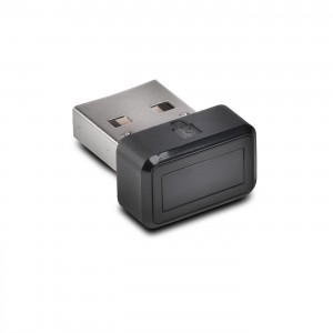 Kensington K67977WW VeriMark Fingerprint Key (Black)
