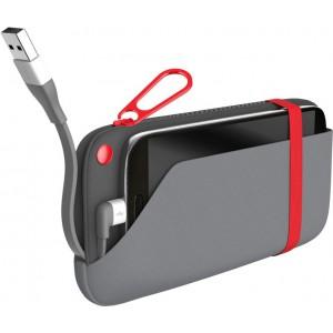 Emtec ECCHA60U500AN Power Pouch U500 - 6000 mAh/3.1A - Android (Micro USB)