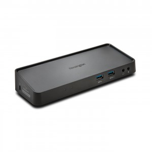 Kensington K33997WW SD3650 Universal USB 3.0 Dual 2K Docking Station - DisplayPort & HDMI - Windows