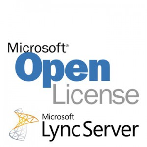 Microsoft Lync Server - License & Software Assurance - 1 Server - PC - Medialess