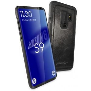 Tuff-Luv I6_70 Magnetic Shell for Samsung Galaxy S9 Plus - Black