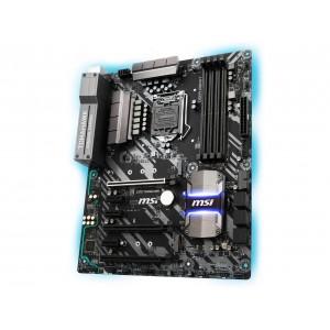 MSI Z370 TOMAHAWK LGA 1151 (300 Series) Intel Z370 HDMI SATA 6Gb/s USB 3.1 ATX Intel Motherboard