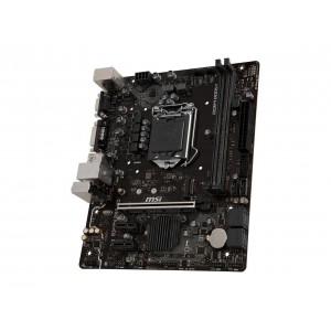 MSI B360M PRO-VD LGA 1151 (300 Series) Intel B360 SATA 6Gb/s Micro ATX Intel Motherboard