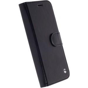 Krusell 60957 Ekero Foliowallet 2 In 1 Cover For the Samsung S8+ - Black