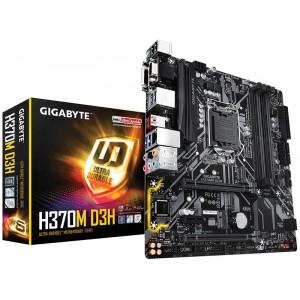 Gigabyte GA-H370M-D3H LGA 1151 Intel H370 HDMI SATA 6Gb/s USB 3.1 Micro ATX Intel Motherboard
