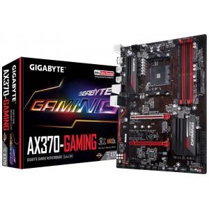 Gigabyte GA-AX370-GAMING AM4 AMD X370 SATA 6Gb/s USB 3.1 HDMI ATX AMD Motherboard