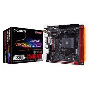 Gigabyte GA-AB350N-GAMING-WIFI AM4 AMD B350 SATA 6Gb/s USB 3.1 HDMI Mini ITX AMD Motherboard