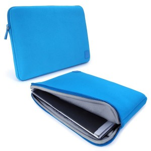 Tuff-Luv  A10_52 Cub Skinz Neoprene Protective/Sleeve/Case for 11 inch Laptops - Blue