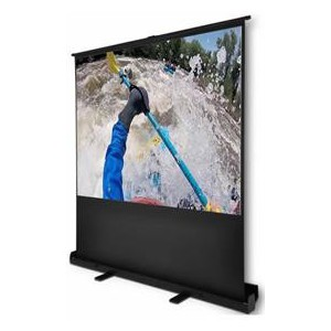Esquire PLW160 Scena Pull Up Projector Screen 72 inches