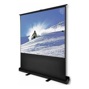 Esquire PLV160 Scena Pull Up Projector Screen 80 in inch
