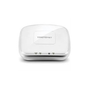 TrendNet TEW-825DAP AC1750 Dual Band PoE Access Point with Gigabit PoE LAN Port