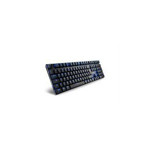 Sharkoon 4044951020973 PureWriter Mechanical USB lkeyboard with Nuetral Blue LED illumination
