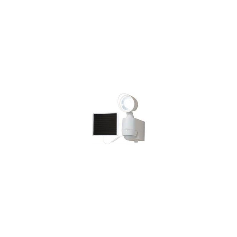 Eaton MSS1301LW 130 Degrees Motion Sensor Single Solar LED Floodlight -  White
