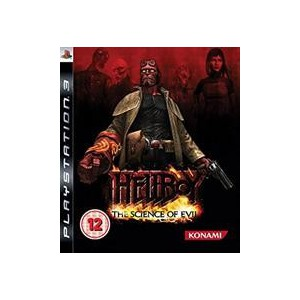 PlayStation 3 Games: HELLBOY-The Science of Evil - GAME - (PS3) Age Restriction from Ages 12 and Mature Players