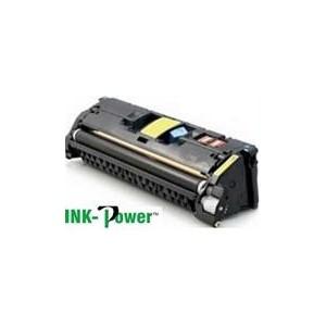 Inkpower IP3962 Generic for HP122A LaserJet 2550L/2550ln/2550n/2820/2840/3000/ Yellow Toner Cartridge