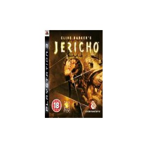 PlayStation 3 Games: Clive Barker's Jericho - (PS3)
