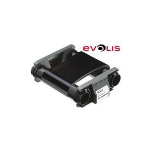 Evolis CBGR0500K Black Monochrome Printer Ribbon