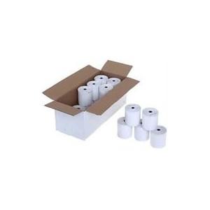 UniQue TLP001 Thermal 57mm X 40mm Credit Card Paper Rolls