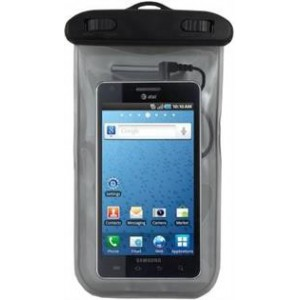 """Lavod LMB-019 Waterproof Bag for iPhone 4/4S or 4.5"""" Moblile Cell Phone with Earphones"""