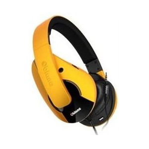 OBlanc NC3-2-GY-TW Shell NC3-2 2.1 Channel Headphones+In-line Microphone