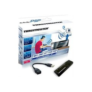 ThrustMaster 4160515 WIFI USB Key for PSP