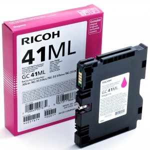 RICOH SG 2100N Magenta Cartridge with yield of 600 pages