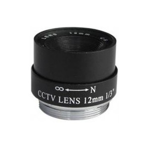 Securnix  SSE-1212NI Lens 12MM FIXED IRIS