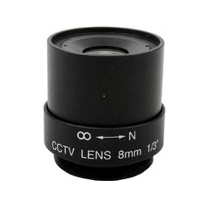 Securnix LF08A Lens 8MM Fixed Iris