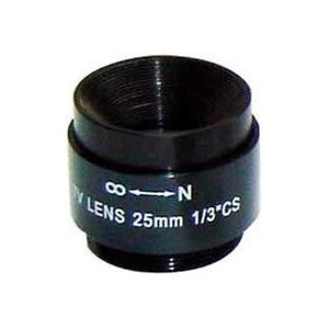 Securnix LF250 Lens 25mm Fixed