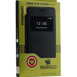 MyWiGo MWGCO5391  CO5391 Flip Cover for Magnum - Black