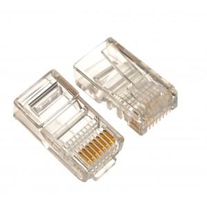 LINK CAT5E RJ45 CONNECTORS 50 PCS