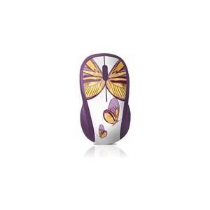 Cirkuit Planet CKP Live-Butterfly Desktop Optical Mouse