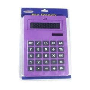 UniQue SS-9611-8D-A5P Solar Power Calculator-8 Digit