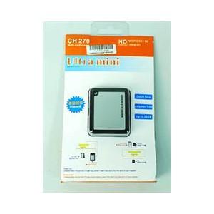 UniQue CH270 USB 2 Multi-Card Reader
