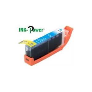 Inkpower Generic Cyan Inkjet Cartridge for Canon Ink PGI-451XL
