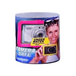 Tevo EZC004 Camera Waterproof Safe Cover- Pink