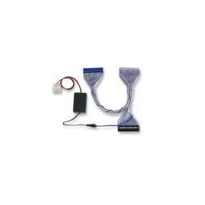 """Manhattan 344753 24"""" ATA 133 Round UV Cable"""
